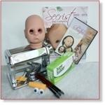 6314 - Modelleer Set:  Basic modelleer set  baby hoofdje