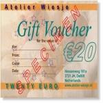 9911 - Gift : Cadeaubon 20 Euro