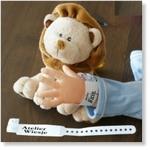 7742 - Accessories : Ziekenhuis naambandje - Wit