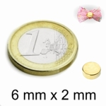 7731B - Accessories : Extra Sterke magneten 5/2