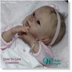111072 - Dollkit 20 : Antoinette - van Linda Murray