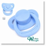 792023 - Accessories : Reborn doll speen Blauw