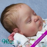 300314 - Dollkit 17  - Nevaeh - Limited Edition € 94,90 - Pre Order