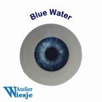631300 - Eyes : Polyglass ogen  Blue Water